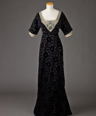 Evening Dress1905-1915Goldstein Museum of Design
