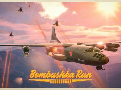 GTA Online's new Bombushka Run mode now live, double GTA$ and RP on offer