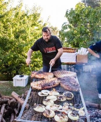 Hot! What You Missed At Sicily's Fuoco Food Festival