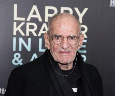 Larry Kramer, AIDS activist and 'Normal Heart' playwright, dies at 84