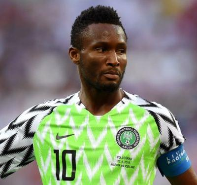 'I was told they would shoot my dad' - Nigeria captain Mikel's father kidnapped during World Cup