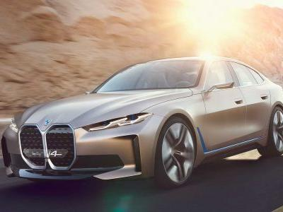 BMW Kidney Grille To Keep Going In EV Era