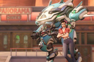 Celebrate the 'Overwatch' anniversary event right now with new skins, more