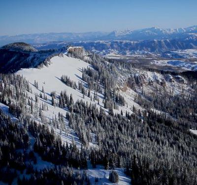 A Colorado ski resort is open to just 13 members who pay upwards of $2.8 million for private access to 1,750 acres of untouched powder