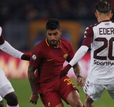 Chelsea in talks over deal for Roma full-back Emerson, confirms agent