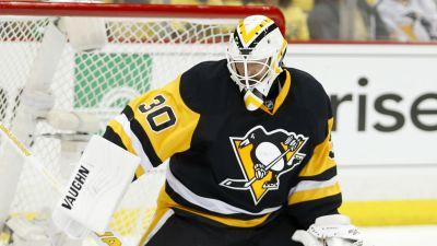 NHL playoffs: Matt Murray to start in goal for Penguins in Game 4