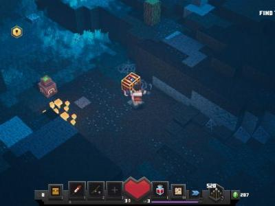Minecraft Dungeons Secrets and Chests Location - How to unlock the secret cow level