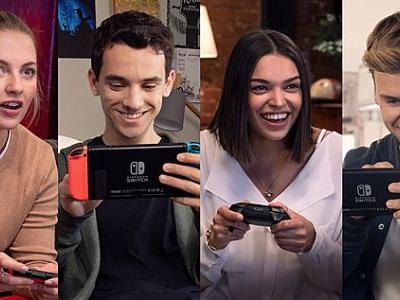 Switch sales more than double in the UK for the first half of 2020