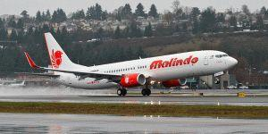 Malindo Air leaves behind the baggage of the passengers in Bali