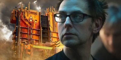 James Gunn Reflects on Guardians of the Galaxy: Mission Breakout Experience