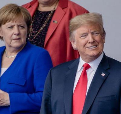 Trump says NATO members caved in to him, agreed to big defence spending increases