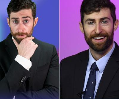 The handsome host of 'HQ Trivia' gets quizzed on pop culture