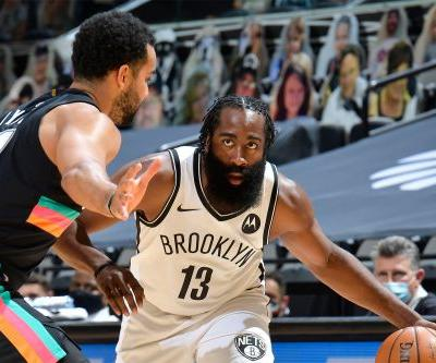 Nets escape with rare road win against Spurs