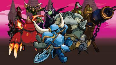 Shovel Knight Coming to Nintendo Switch with All DLC Included