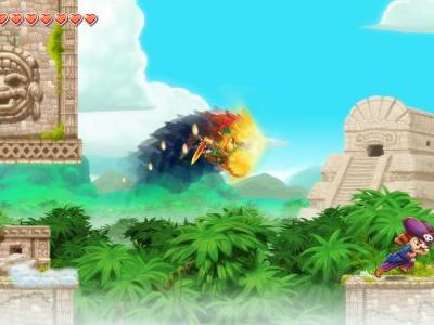 Monster Boy and The Cursed Kingdom Releases for PC on July 25th