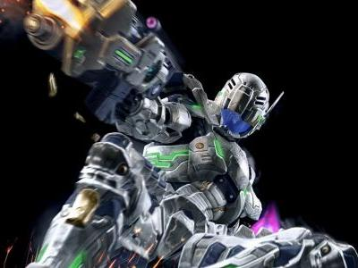 Vanquish remaster pops up on Microsoft Store