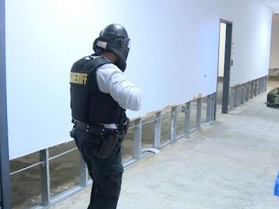 School resource officers train for active shooter situations