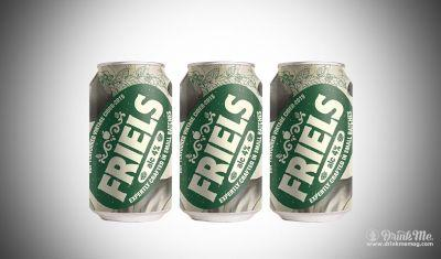 Friels Hop Infused Vintage Cider