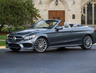 2018 Mercedes-Benz C300 Cabriolet Tested: This Softtop Is No Softie