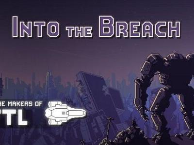New Game From FTL Developers, Into The Breach, Coming February 27