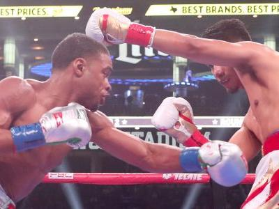 Spence vs. Garcia: Twitter reacts to Errol Spence Jr.'s domination of Mikey Garcia