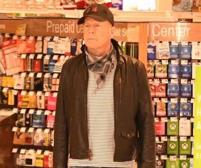 Bruce Willis calls not wearing mask in Rite Aid 'an error in judgment'
