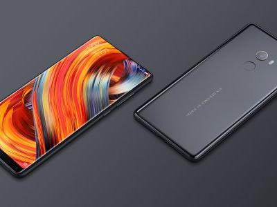 Mi MIX 2 with stunning design, ceramic body and Snapdragon 835 now official