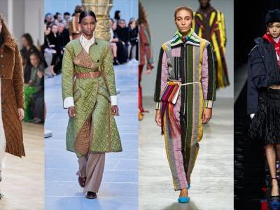 Fashion Is Still Obsessed With Quilting, According to the Fall 2020 Runways