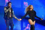 """Beyoncé's Tour Costumes Are So Amazing, No Wonder She's """"On the Run"""""""