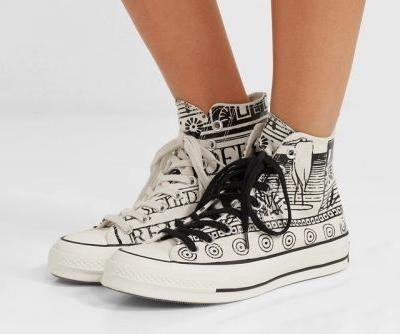 Net-A-Porter Drops Exclusive JW Anderson x Converse Chuck Taylor