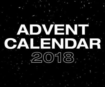 ADVENT CALENDAR 2018: We're Giving Away 100 Free Gifts From Now Until Christmas
