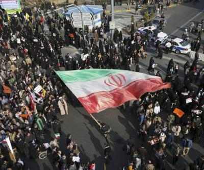 Iran blames CIA for week of protests; US denies any role
