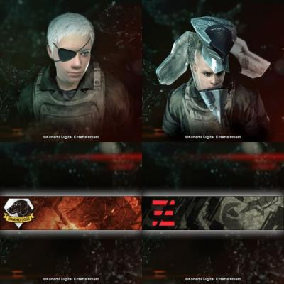 Phantom Pain players will get an eyepatch in Metal Gear Survive