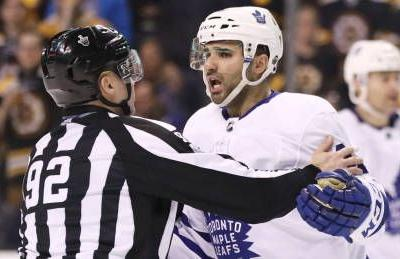 Leafs surprised by length of Nazem Kadri's suspension