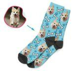 Win Personalized Socks Featuring Your Dog!