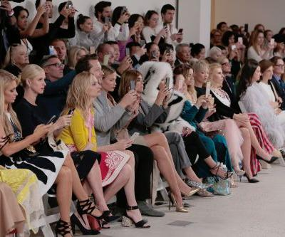 Risqué runways, wrecked afterparties: This year's Fashion Week will go down in history
