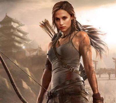 New Tomb Raider 2018 Film First Trailer Released