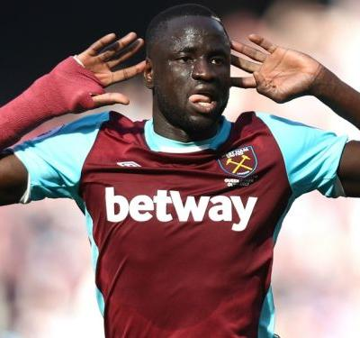 West Ham United's Kouyate vows to stop Liverpool's Mane at Anfield