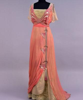 Evening DressHouse of WorthEarly 20th CenturyWhitaker Auctions