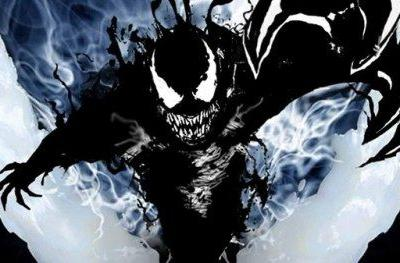 Venom Knocks First Man Out of the Sky with Another Big Box