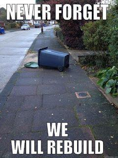 After yesterdays earthquake
