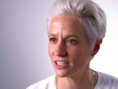 U.S. Soccer Star Megan Rapinoe: 'I'm Not Going to the F*cking White House'