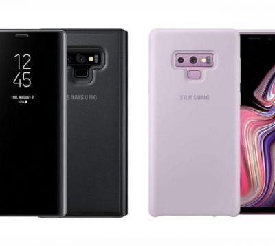 Samsung Galaxy Note 9 Cases Already Available To Preorder