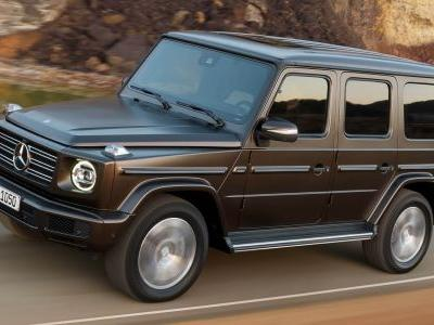 New Mercedes G-Class Is Already On The 'Used' Car Market