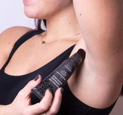 This $26 underarm mask is the weird summer beauty product I didn't know I needed