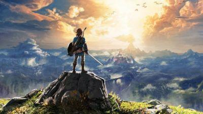 Zelda: Breath of the Wild Sold Through More Than Switch - GameStop