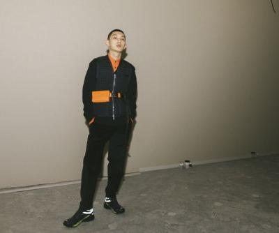 Études Fall/Winter 2018 Unveils Upcoming adidas Collaboration Backstage