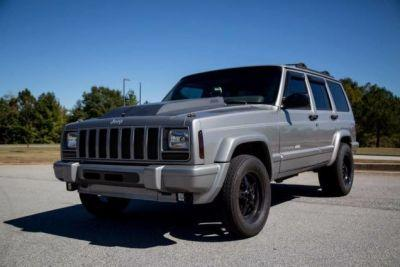 For $15,000, Could This Chevy-Powered 2000 Jeep Cherokee Be The LS Thing You Need?