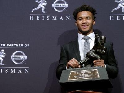 Oklahoma QB Kyler Murray's steady play, strong finish helped him win Heisman Trophy