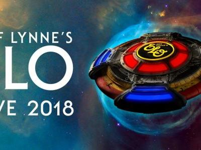 Jeff Lynne's ELO Announce 2018 North American Tour